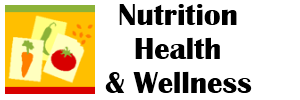 Nutrition, Health, & Wellness